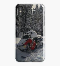 Alpine Cadillac  iPhone Case/Skin