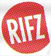 Rifz Poster