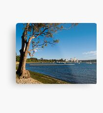 Crawley Bay, Perth Western Australia Metal Print