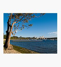 Crawley Bay, Perth Western Australia Photographic Print