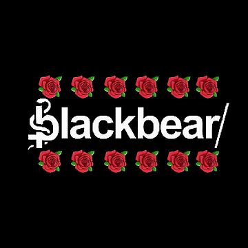 Blackbear Rows Rose 2 by emathechickenlo