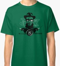 Junky Revisited. William S. Burroughs Classic T-Shirt