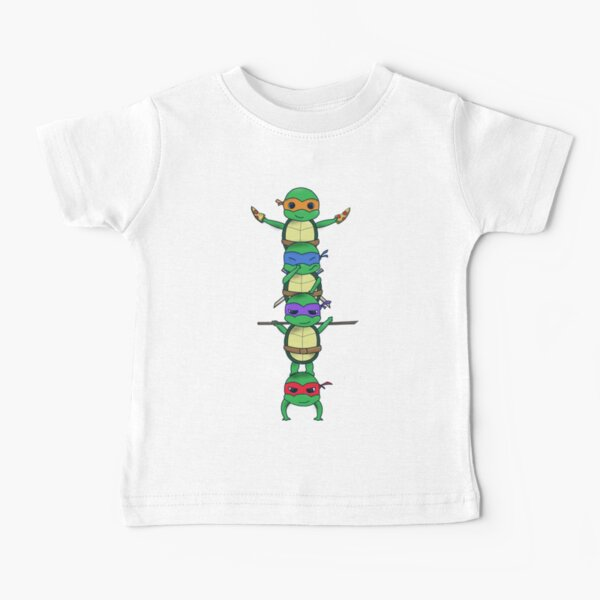 Ninja Turtle Baby T-Shirt