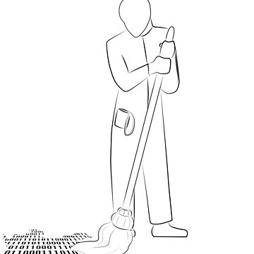 Digital Janitor by Antihero
