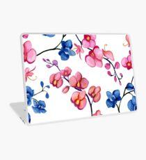 Orchids Laptop Skin