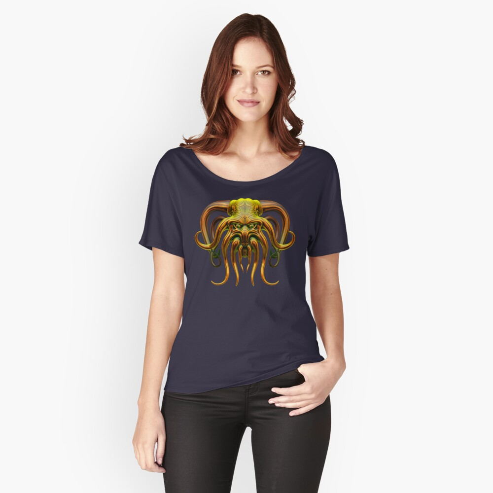 Cthulhu Women's Relaxed Fit T-Shirt Front
