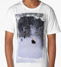 Sledding Long T-Shirt