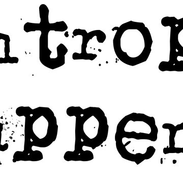 Entropy Happens - Black Letters by Sub-cdteFrankie