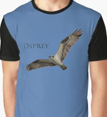 Osprey (Pandion haliaetus) Graphic T-Shirt