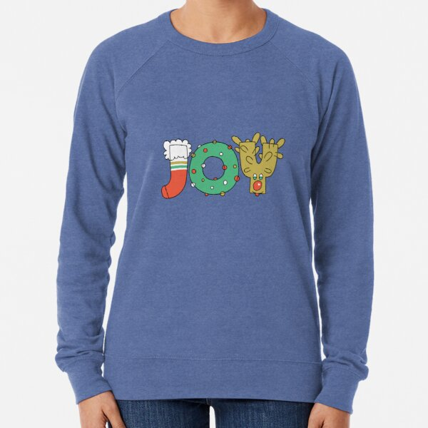 JOY of Christmas Lightweight Sweatshirt