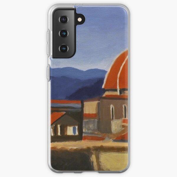 Florence Samsung Galaxy Soft Case