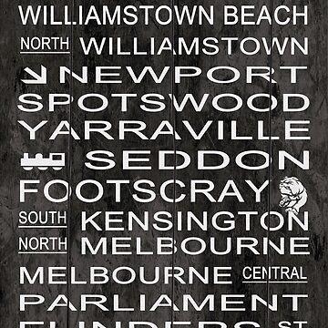 Williamstown Line by loredana53