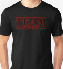 Stranger Things Team Steve Design Unisex T-Shirt