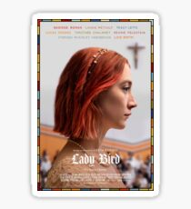 Lady Bird Sticker