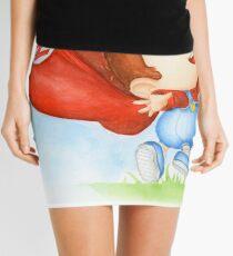 Toddler Mario Mini Skirt