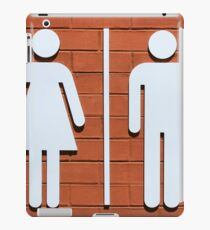 Male and Female iPad Case/Skin