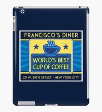 """World's Best Cup of Coffee"" - an homage to ""Elf"" iPad Case/Skin"