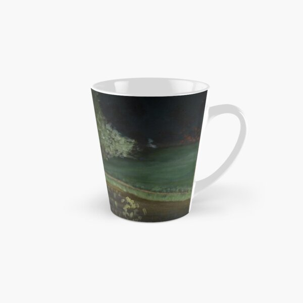 Landscape with the boat Tall Mug