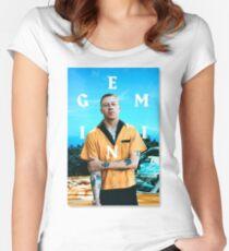Gemini Macklemore  Women's Fitted Scoop T-Shirt