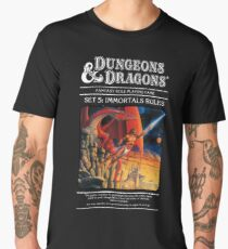 Dungeons and Dragons Immortals Rules (Remastered) Men's Premium T-Shirt