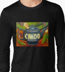 Tea Chi Chado Tea Long Sleeve T-Shirt