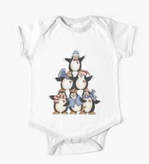 Penguin Pyramid One Piece - Short Sleeve