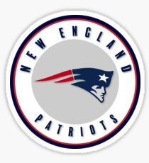 New England Patriots Sticker