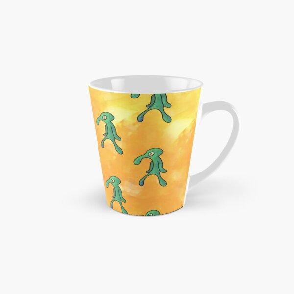 Bold et Brash (jaune) Mug long