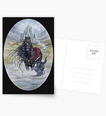 Guardian of the King Postcards