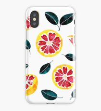 Fruit Crush #redbubble #decor #buyart iPhone Case/Skin