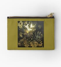 "Tony DuPuis ""Woodland Faeries"" Collection  Zipper Pouch"
