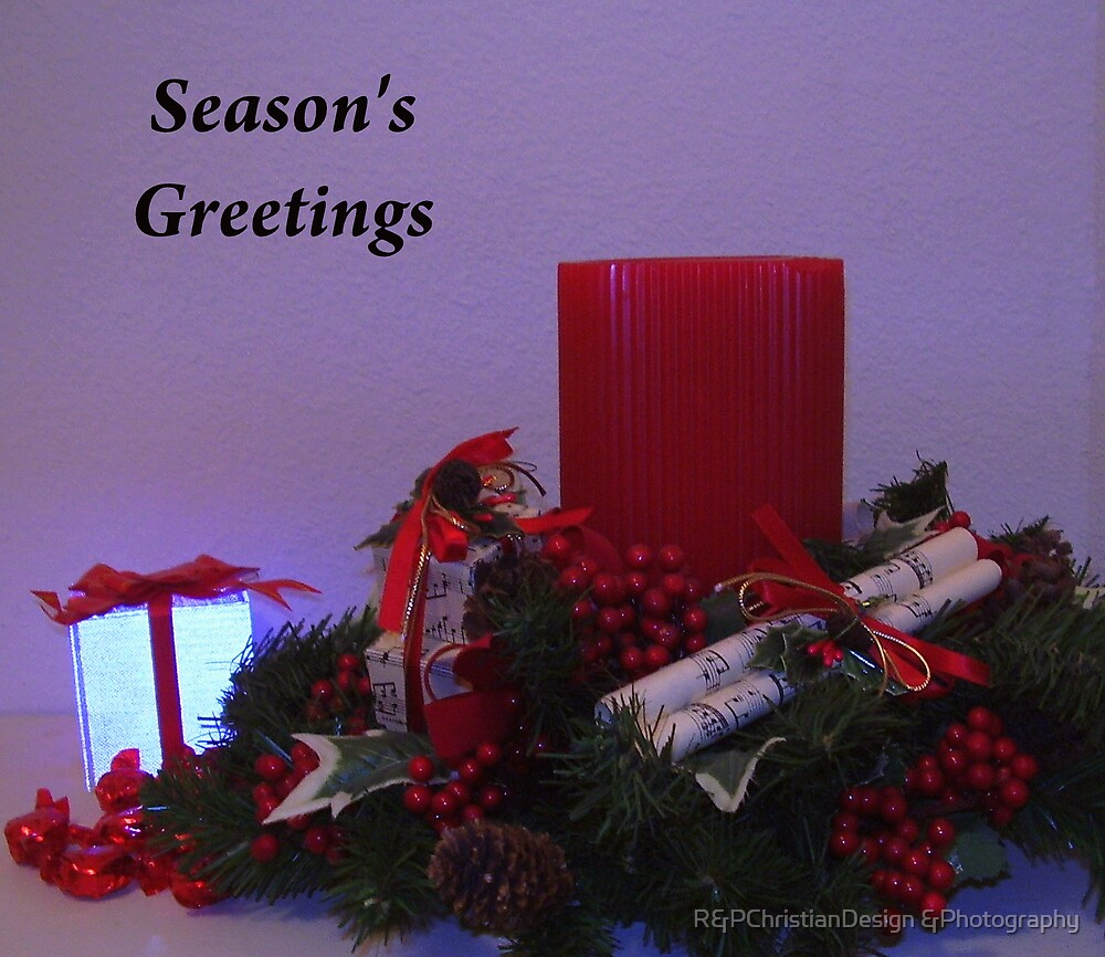Christmas Card by R&PChristianDesign &Photography