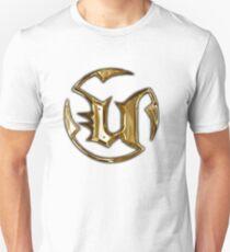 Camiseta unisex Unreal Tournament Gold Logotipo