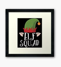 Christmas Elf Squad Gift For Christmas Elf Elf Squad T-Shirt Sweater Hoodie Iphone Samsung Phone Case Coffee Mug Tablet Case Framed Print