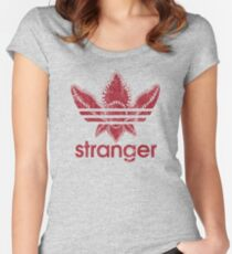 Stranger Athletic Women's Fitted Scoop T-Shirt