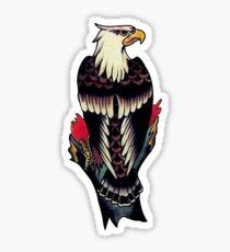 Sailor Jerry Eagle Sticker