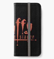 Buffy The Vampire Slayer Logo iPhone Wallet/Case/Skin