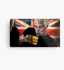 Spike - Buffy The Vampire Slayer Metal Print
