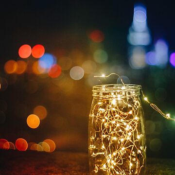 NYC Lights by MrBrightsidee