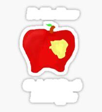 DeathApples Sticker
