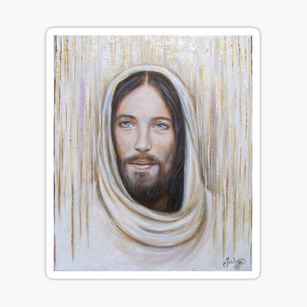 Master Jesus Sticker