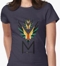 LOGAN MAVERICK Women's Fitted T-Shirt