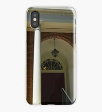 A Small Town Library iPhone Case/Skin