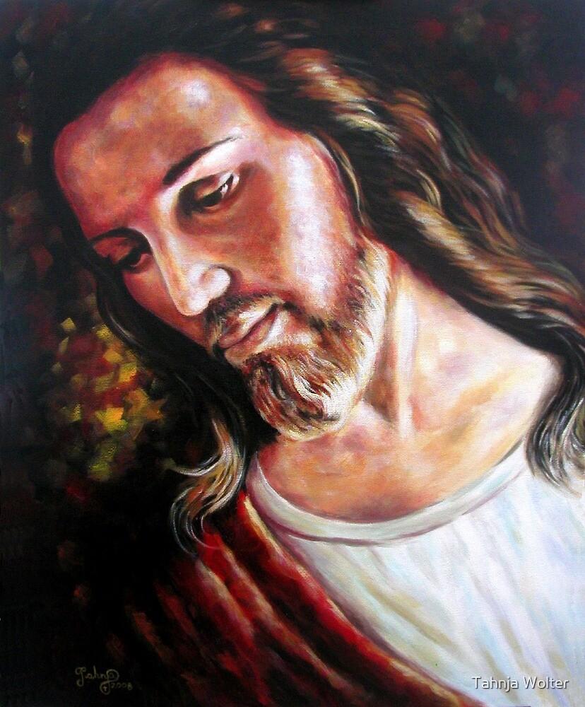 Heavenly Jesus by Tahnja