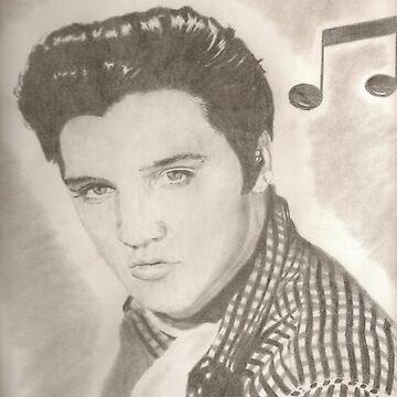 Elvis by artmgm
