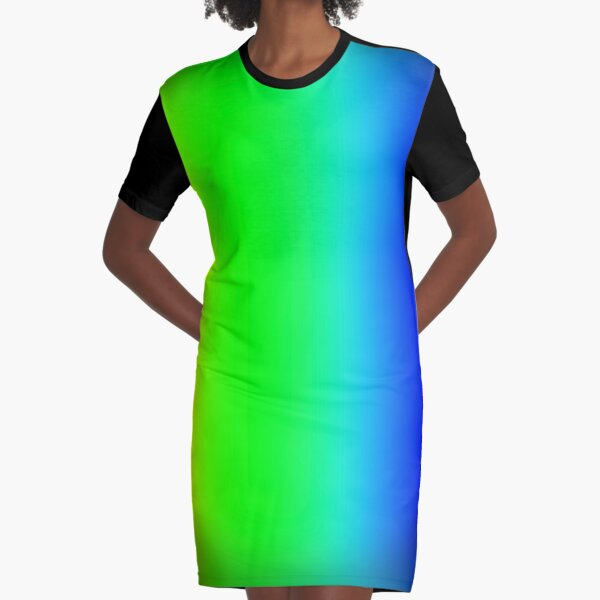 Color of Pride N°1 by RootCat Graphic T-Shirt Dress