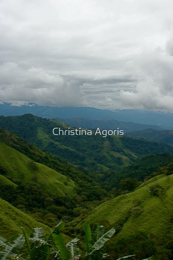 Costa Rica by Christina Agoris