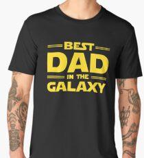 Best Dad in The Galaxy Men's Premium T-Shirt