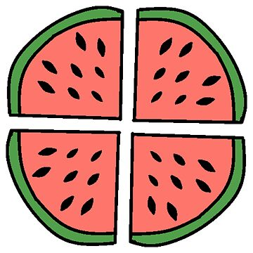 Watermelon by Dees-Designs