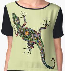 Lizard Women's Chiffon Top